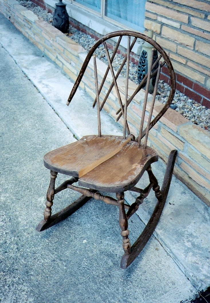 A wonderful chair